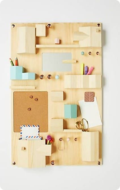 Anthropologie Organization Board
