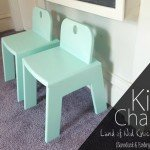 Modern Children's Chairs