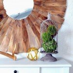Shed Shingles to Sentimental Sunburst Mirror