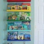 Rainbow Book Ledges (for Under $30!)