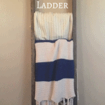 Blanket Ladder for $10