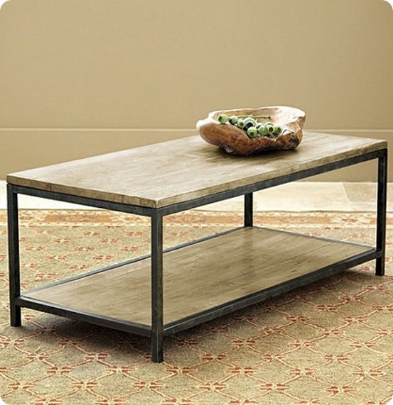 Cool Durham Coffee Table from Ballard Designs