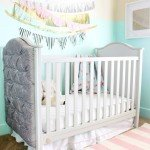 Tufted Crib for $300 Instead of $1,200