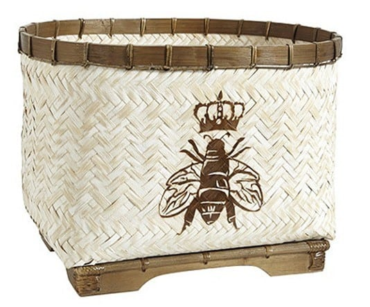 Queen Bee Basket from Ballard Designs