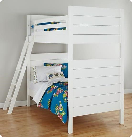 Uptown Bunk Bed from Land of Nod
