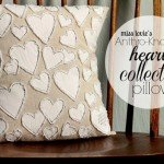 Neutral Heart Pillow for FREE