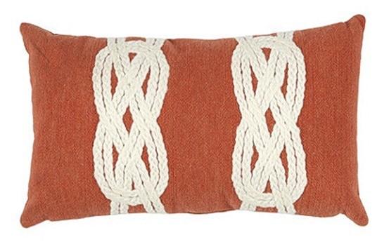 Wake Knot Pillow from Ballard Designs