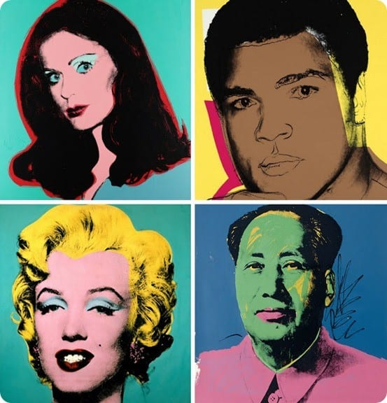 Turn Your Favorite Photo Into A Warhol