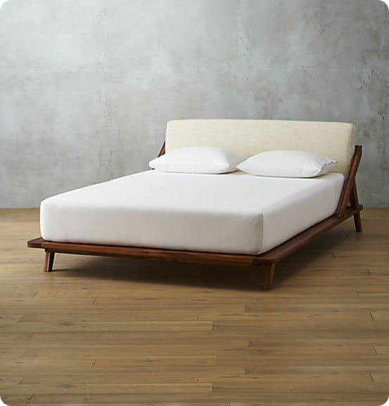 Drommen Bed from CB2