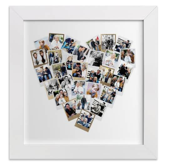 Heart Snapshot Mix from Minted