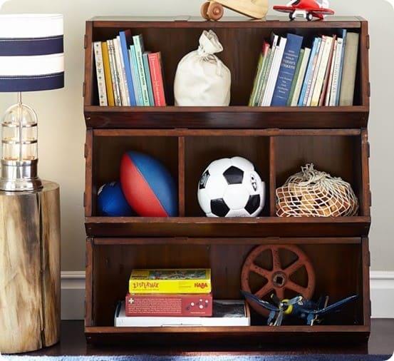 bulk bin toy storage for the playroom. Black Bedroom Furniture Sets. Home Design Ideas