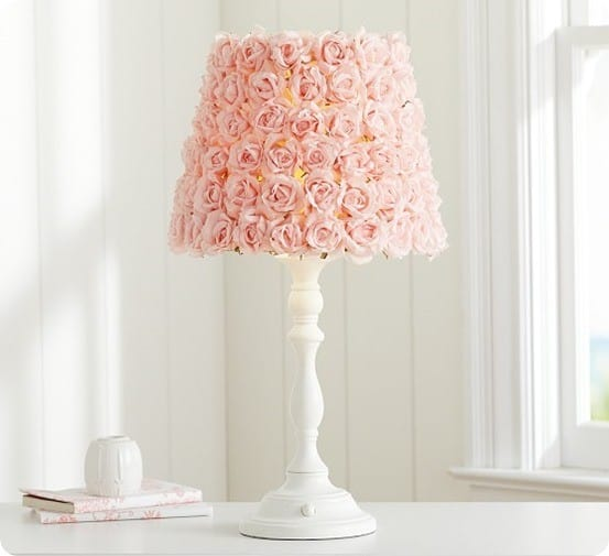 Rose Shade from Pottery Barn Kids