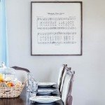 Oversized Hymn Sheet Music Art