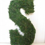 Simple Moss Monogram for $6