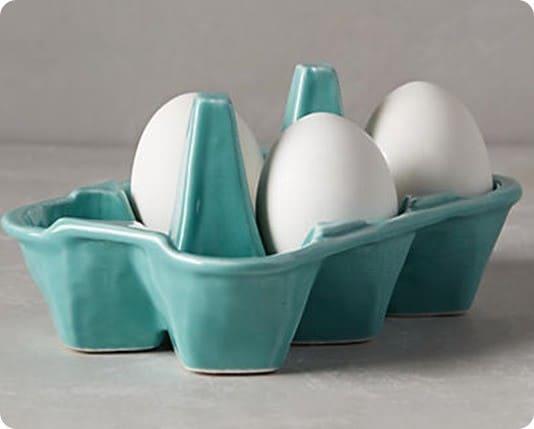 Half Dozen Egg Crate from Anthropologie
