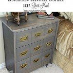 IKEA Rast Hack–with Leather!