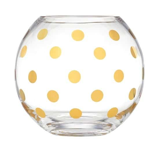 Pearl Place Rosebowl from Kate Spade