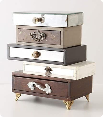 Topsy Turvy Jewelry Box from Anthropologie