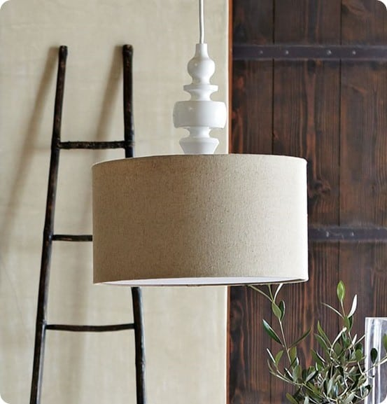 Turning Pendant from West Elm