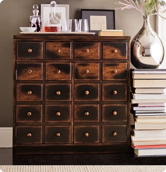 Andover Cabinet from Pottery Barn