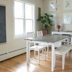 Large DIY Chalkboard on the CHEAP