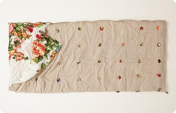 Florabunda Sleeping Bag from Anthropologie