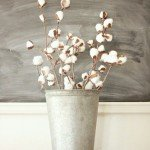 How to Make Cotton Stems for PENNIES!