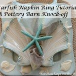 Starfish Napkin Rings