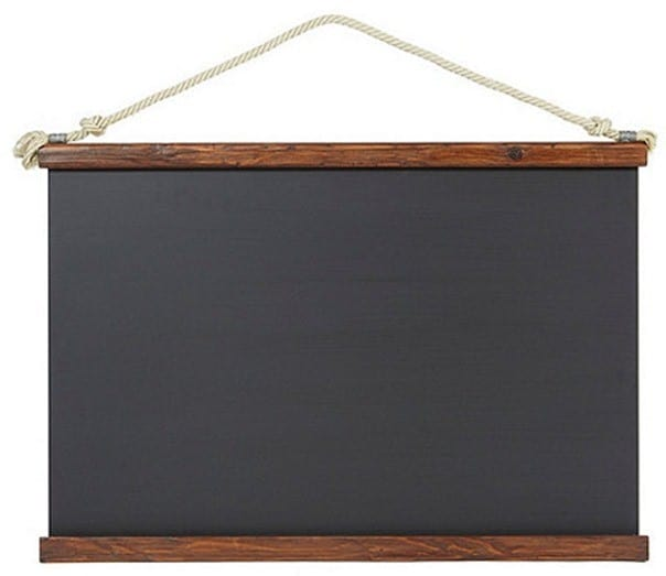 Schoolhouse Chalkboard from Ballard Designs
