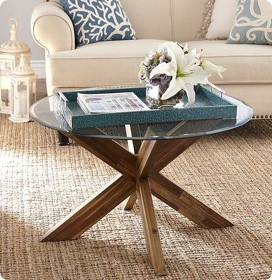Simon Coffee Table Base from Pier 1