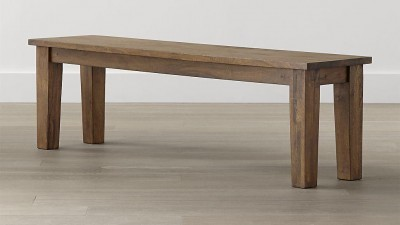 Crate & Barrel Bench