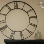 Decorative Clock Face