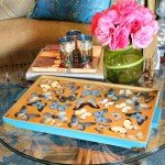 How To Make A Butterfly Serving Tray
