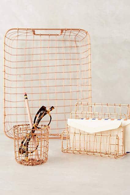 anthro copper lattice