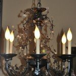 Crystal Vine Chandelier