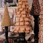5-Minute Loopy Burlap Christmas Tree