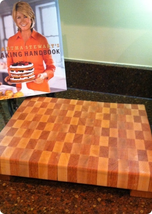 Checkerboard Butcher Block Knockoffdecor Com
