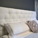 Dream-Come-True Diamond Tufted Headboard