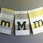 Gift-Worthy Hand Towel with Monogram