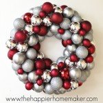 Thirty-Minute Ornament Wreath