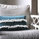 Easy Pom-Pom Tassel Pillow