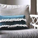 Easy Pom-Pom Tassel Pillow