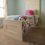 DIY Twin Bed Fit for a Queen