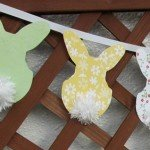 Easter Bunny Banner That's a Steal!