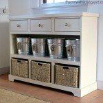 Entryway Storage Console That Has It All!