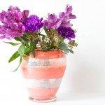 Make Your Own Kate Spade Inspired Vase