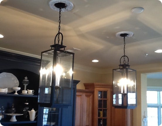Hanging Kitchen Lanterns Knockoffdecor Com