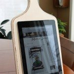 Kitchen Tablet Stand (Without Cutting a Piece of Wood!)
