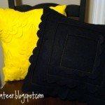 Felt Pillow Covers