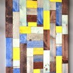 Pieced Wood Artwork